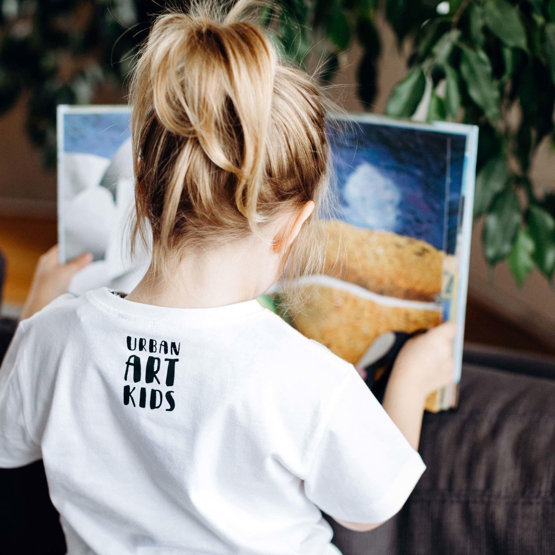 Kinder T-Shirt hinten