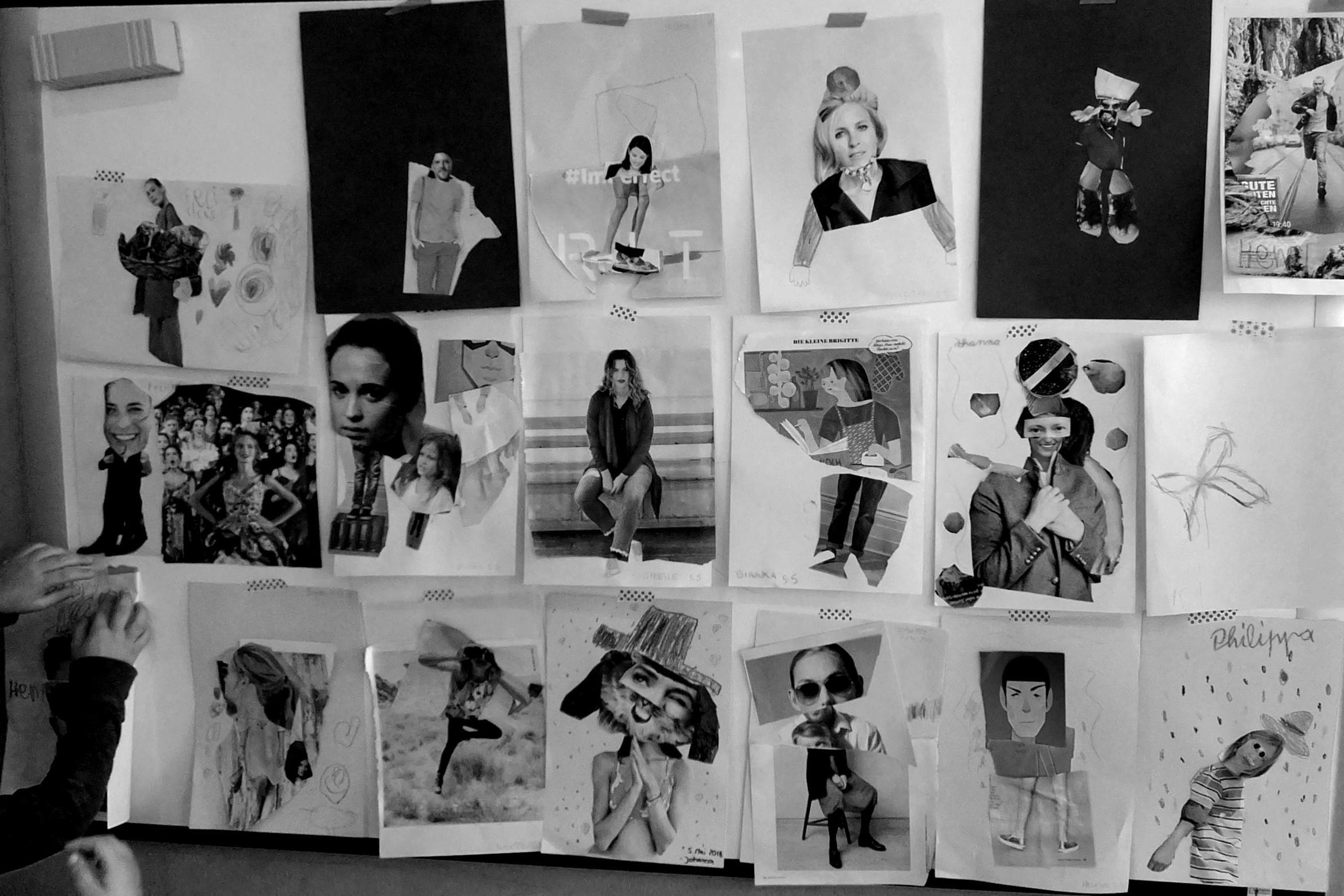 dadaismus für Kinder workshop