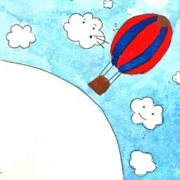 Bau Dir Deine Welt! Gasballon Anna Käse