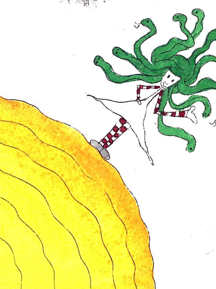 Bau Dir Deine Welt! Medusa Anna Käse