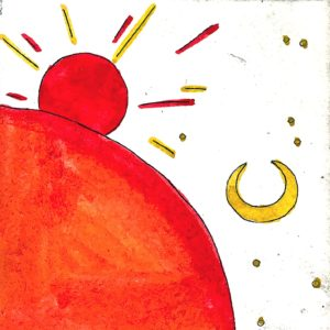 Bau Dir Deine Welt! Sonne Mond Anna Käse
