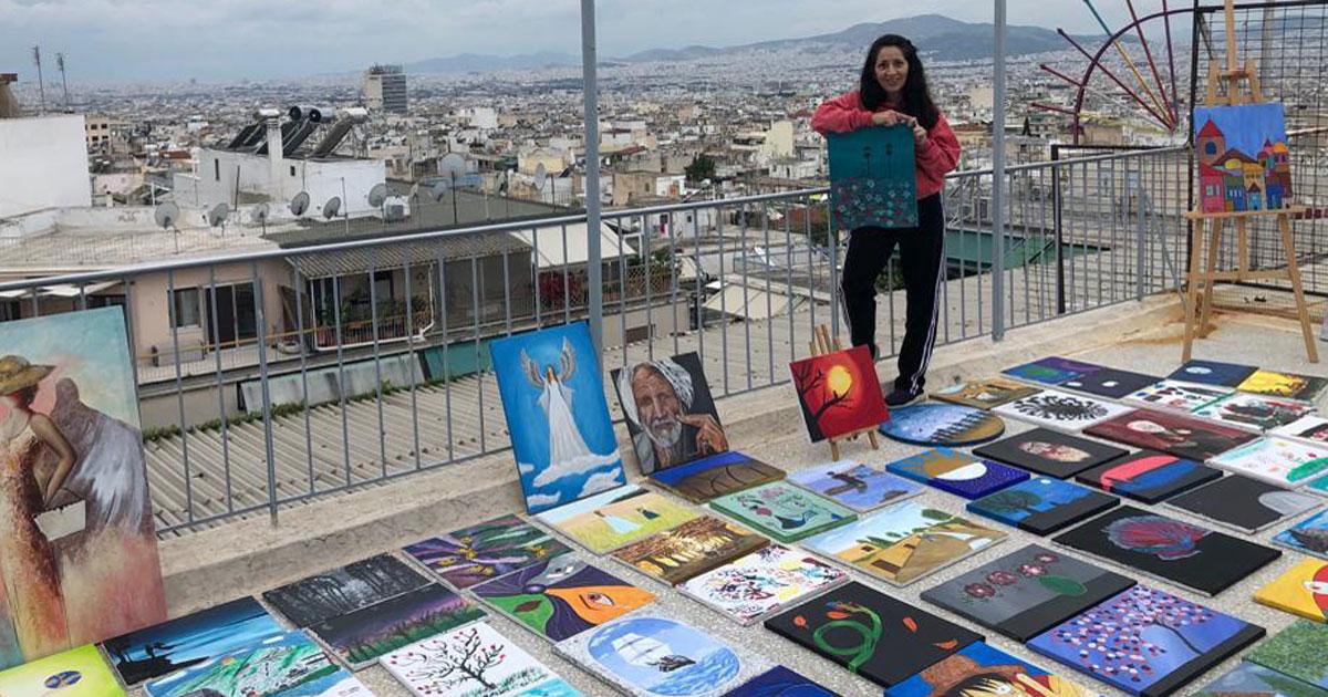 Kunst ohne Grenzen Kayra Martinez Podcast