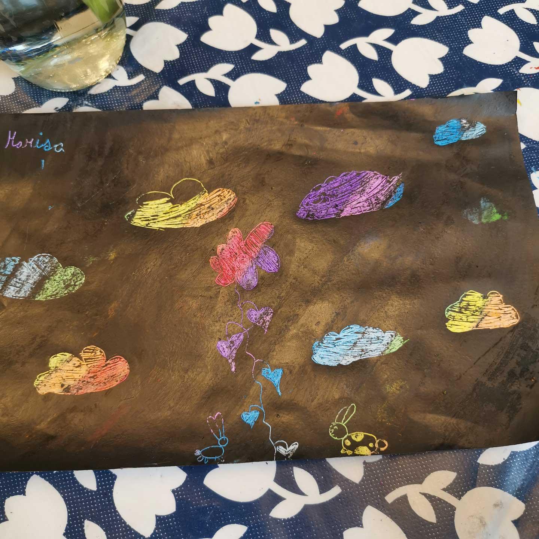 Kids Club Scratch Art
