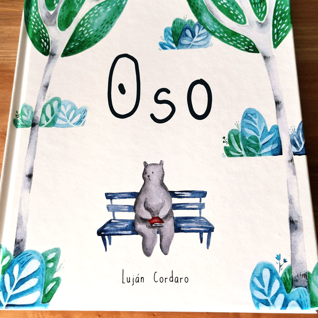 Oso Children's Book