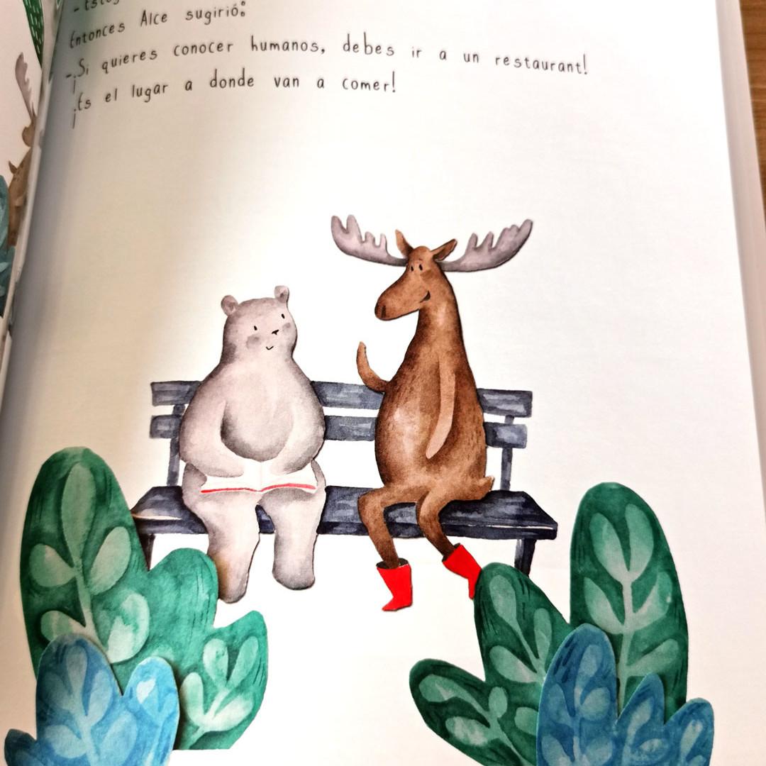 Oso Kinderbuch