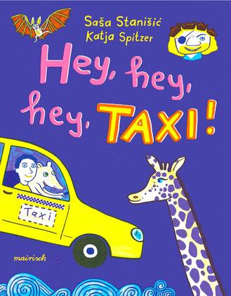 Hey, hey, hey Taxi