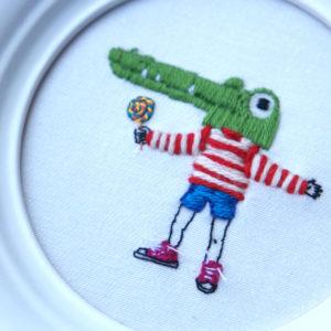 My Childhood - Krokodil